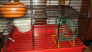 MICE,RAT,OR HAMSTER CAGE $25. Peterborough Peterborough Area image 5