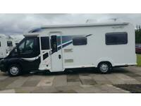 We want to buy your bailey motorhomes uk colection