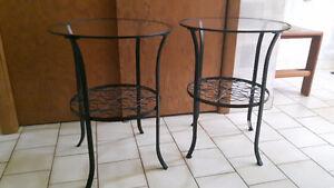 End Tables Set of 2 Cambridge Kitchener Area image 2