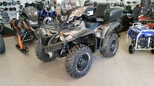 2016 YAMAHA GRIZZLY 700 EPS HUNTERS EDITION