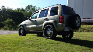 Jeep Liberty Limited 4x4    best offer