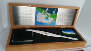 Vancouver 2010 LIMITED EDITION OLYMPIC TORCH