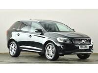 2015 Volvo XC60 D5 [220] SE Lux Nav 5dr AWD Geartronic Auto 4x4 diesel Automatic