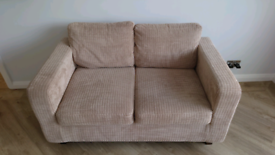 2 Seater sofa couch Dunelm