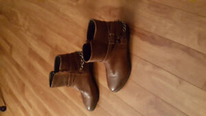 Stylish Fashion Boots by TAXI!! Size 38.