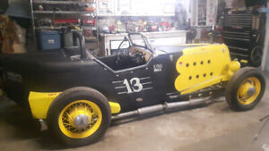 1948 Ford Vintage Racer-Rat rod originally built in early 50s,