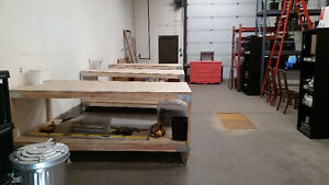 Workshop Rental Space