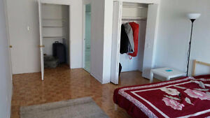 Specious room with private bath room- June - July - August