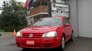 2008 Volkswagen Golf city / CERTIFIED ETEST / DYNASTY AUTO