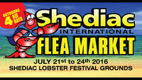 19th Annual Shediac International Flea Market