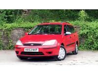 Ford Focus estate 1.8TDdi 90 2003 * 12 month mot