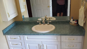 American Standard Bathroom Faucet and Sink Combo