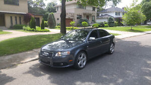 2008 Audi S4 6 speed manual 9000$ invested last month