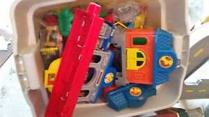 Large Fisher Price Little People Collection