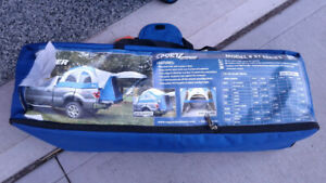 8FT Truck -Tents-Napier Dome-To-Go SUV tent