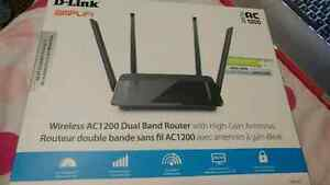 Wireless AC1200 Dual Band Router
