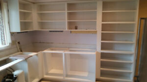 CABINETS FOR HANDYMAN'S