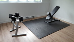 Complete Home Gym - Like New!