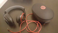 Beats by Dre Studio Noise Cancellation (wired) Headphones