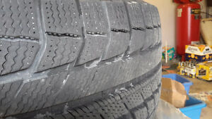 Winter tires & rims- Michelin xi2 on rims and TPM, GMC, CHEVY Kitchener / Waterloo Kitchener Area image 4