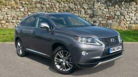 image for 2013 Lexus RX ESTATE 450h 3.5 Luxury 5dr CVT Auto SUV Petrol/Electric Hybrid Aut