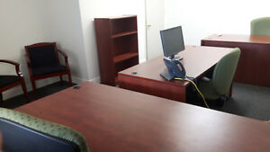 Furnished Executive Office for 3