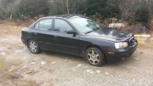 2002 Hyundai Sedan need gone