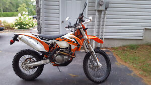2016 KTM 500EXC for sale