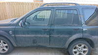 2003 Land Rover Freelander SE SUV, Crossover