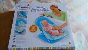 Never used, Baby bath seat