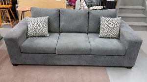New Grey 3 Seat Sofa