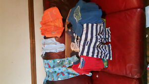 Boys Clothes 0-18 Months