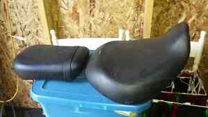 Seats and pipe 2001 Ace