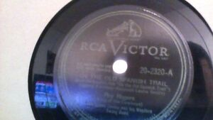 ROY ROGERS 78 record