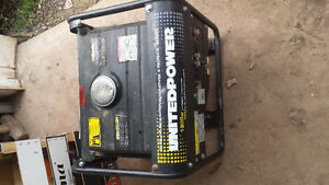 1300 watt Generator