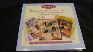 Memory Makers Scrapbook Collection - 200+ Pages of Ideas, Tips &