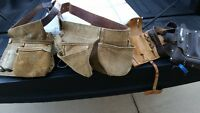 Tool pouch,1 carpenters,  2 electricians,1 roofers,