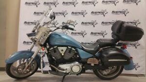 2009 Victory Motorcycles Kingpin Tour