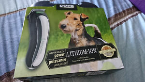 Wahl Lithium Ion Pet Clippers Dog Cat