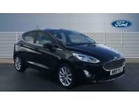 2019 Ford Fiesta 1.0 EcoBoost Titanium 5dr Petrol Hatchback Hatchback Petrol Man