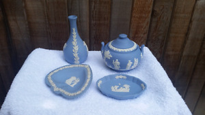Vintage Wedgwood Jasperware Collection