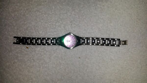 Women's Fossil F2 Pink Face Watch