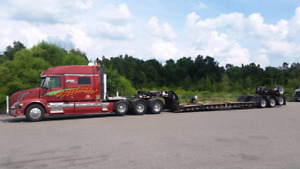 Volvo tractor 4 axle NEW MOTOR   4 axle TRAILER available