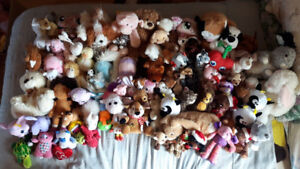 Selling Lots of Stuffed Toys