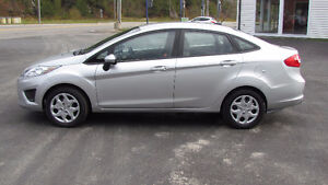 2012 Ford Fiesta S Sedan. NICE CAR!!