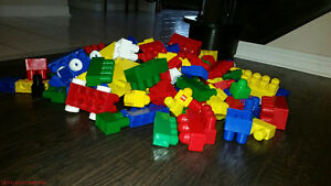 LEGO DUPLO PRIMO BUILDING BLOCKS FOR BABY OR TODDLER - 221 PIECE