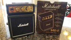 Marshall MS-2 Micro Amp, brand new
