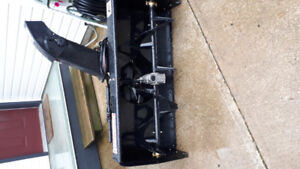 44 inch snow blower attachment for lawn tractor $1100