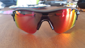 Oakley Radarlock Path polarized men's  sunglasses