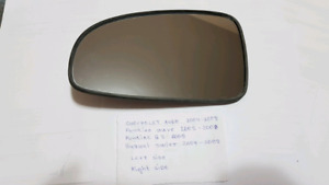 Mirror Glass for CHEVROLET ,PONTIAC, SUZUKI 04-09 YEARS